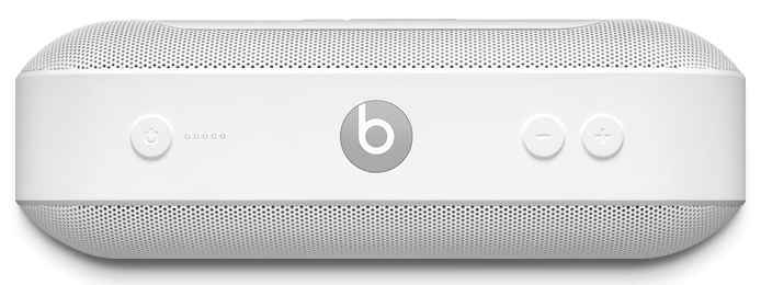 Beats Pill+ bílý