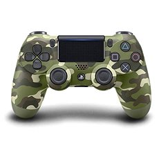 Gamepad Sony PS4 Dualshock 4 V2 - Green Camo