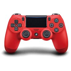 Gamepad Sony PS4 Dualshock 4 V2 - Magma Red