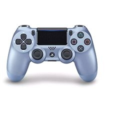 Gamepad Sony PS4 Dualshock 4 V2 - Titanium Blue