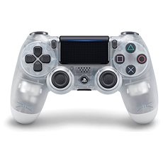 Gamepad Sony PS4 Dualshock 4 V2 - Crystal