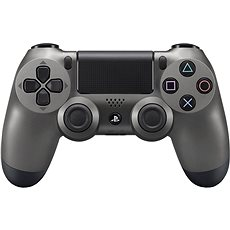 Gamepad Sony PS4 Dualshock 4 V2 - Steel Black