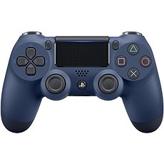 Gamepad Sony PS4 Dualshock 4 V2 - Midnight Blue