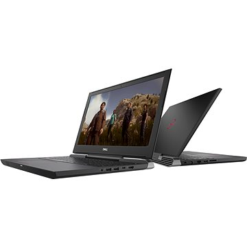 Notebook Dell Inspiron 15 G5 (5587) čierny