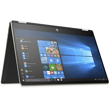 Tablet PC HP Pavilion X360 15-dq0001nc Luminous Gold Touch