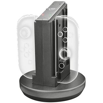 Trust GXT 1224 Charging Dock suitable for Switch