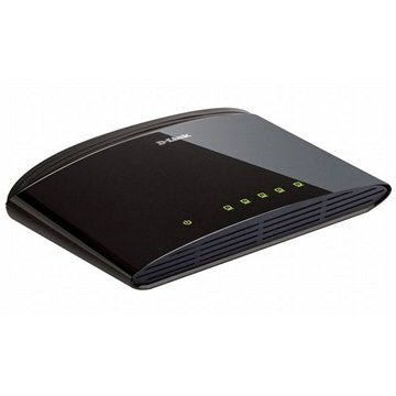 Switch D-Link DES-1005D/E 5port 10/100