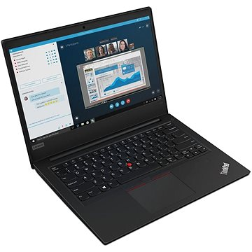 Notebook Lenovo ThinkPad E490 Black