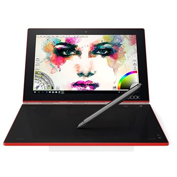 Tablet PC Lenovo Yoga Book 10 128GB Red