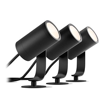 Lampa Philips Hue White and Color Ambiance Lily base kit 17414/30 / P7