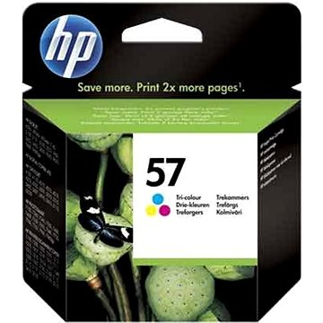 Cartridge HP C6657AE č. 57 barevná
