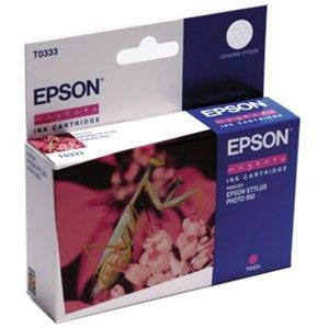 Cartridge Epson T0333 purpurová