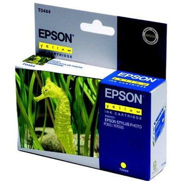 Cartridge Epson T0484 žlutá