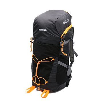 f22a81818c Turistický batoh Frendo Aneto 35 - Black Orange 3123712055575
