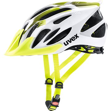 Helma na bicykel Uvex Flash, White Lime M