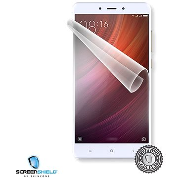 Ochranná fólia Screenshield Xiao Redmi Note 4 Global na displej
