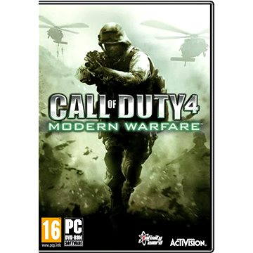 Hra pre PC Call of Duty: Modern Warfare