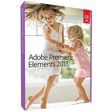 Adobe Premiere Elements 2018 MP ENG BOX