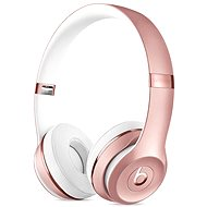 Slúchadlá Beats Solo3 Wireless - rose gold
