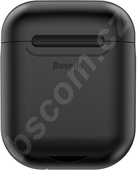Puzdro Baseus Wireless Charger Case for Apple AirPods Black