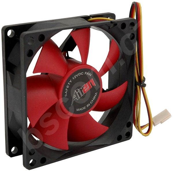 Ventilátor do PC AIREN Red Wings 80