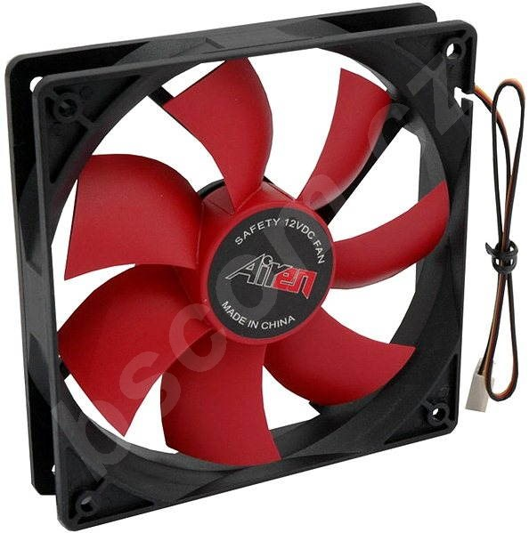 Ventilátor AIREN Red Wings 120