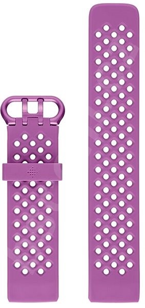 Remienok Fitbit Charge 3 Accessory Sport Band Berry Small