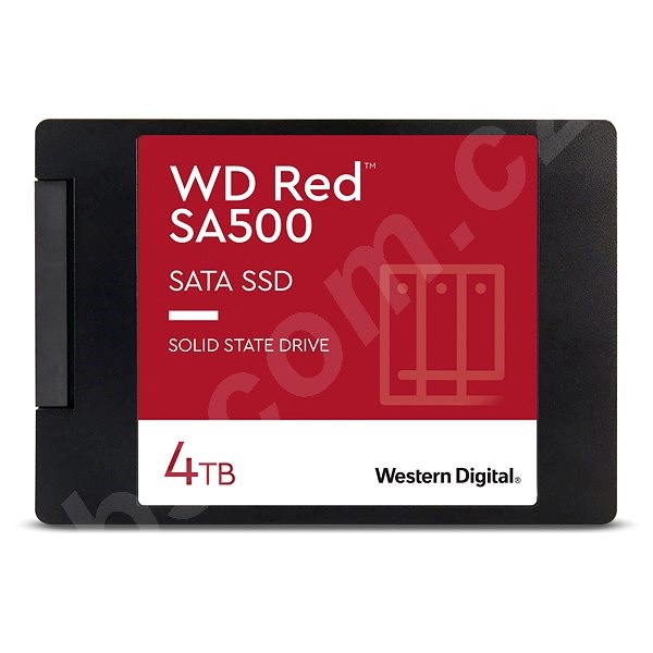 """SSD disk WD Red SSD 4TB 2.5 """""""