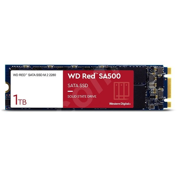 SSD disk WD Red SSD 1TB M.2 2280