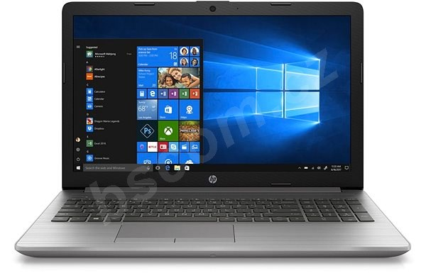 Notebook HP 250 G7 Asteroid Silver