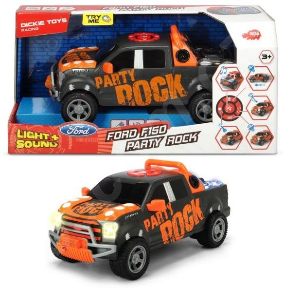 Auto Dickie Ford F150 Pick up Party Rock Anthem