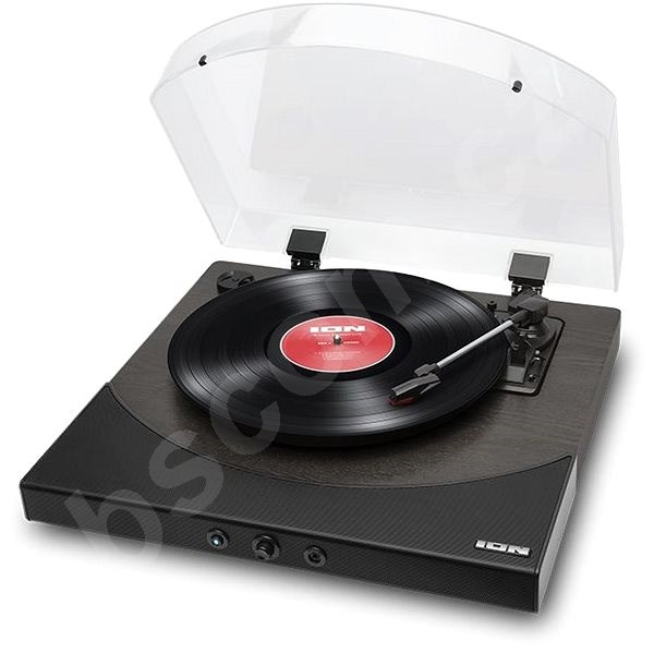 Gramofon ION Premier LP Black