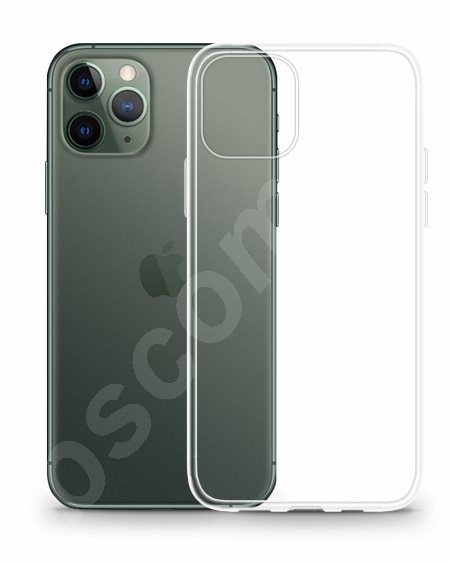 Kryt na mobil Lenuo Transparent pro iPhone 11 Pro Max