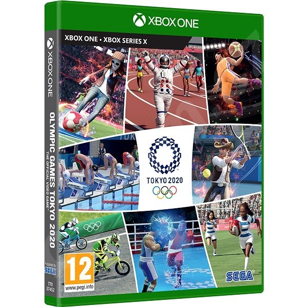 Hra pre konzolu Olympic Games Tokyo 2020 - The Official Video Game - Xbox One