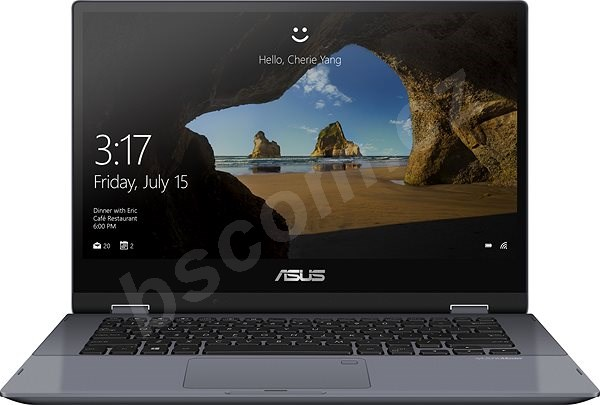 Tablet PC Asus Vivobook Flip 14 TP412UA-EC183T Star Grey Metal