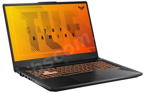 Herní notebook ASUS TUF Gaming FA706IU-AU037T Bonfire Black