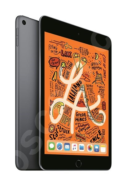Tablet APPLE iPad mini 64GB WiFi Vesmírně šedý 2019