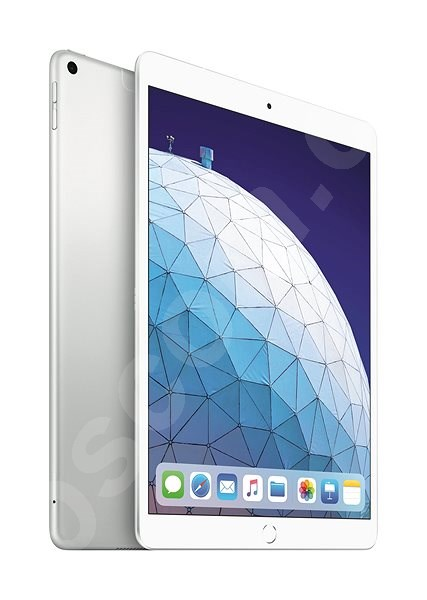 Tablet APPLE iPad Air 256GB Cellular Stříbrný 2019