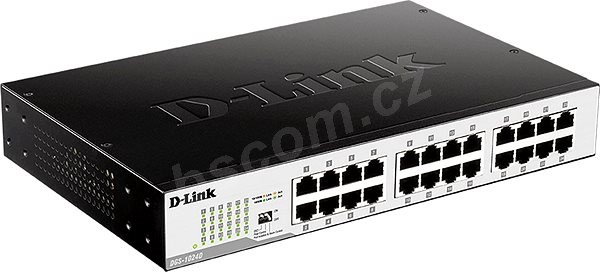 Switch D-Link DGS-1024D