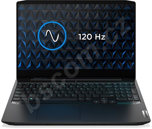 Herní notebook Lenovo IdeaPad Gaming 3 15ARH05 Onyx Black
