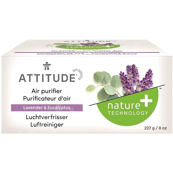 Aroma difuzér ATTITUDE  Natural Air Purifier 227 g