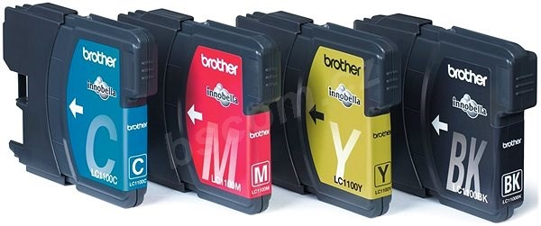Cartridge Brother LC-1100 Value Pack