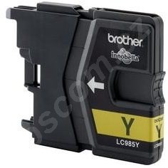 Cartridge Brother LC-985Y
