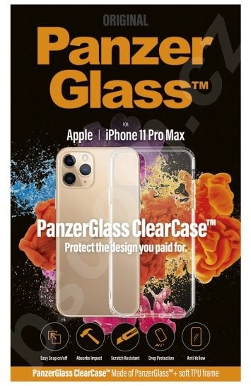 Kryt na mobil PanzerGlass ClearCase pro Apple iPhone 11 Pro Max