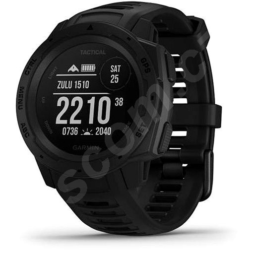 Chytré hodinky Garmin Instinct Tactical Black Optic