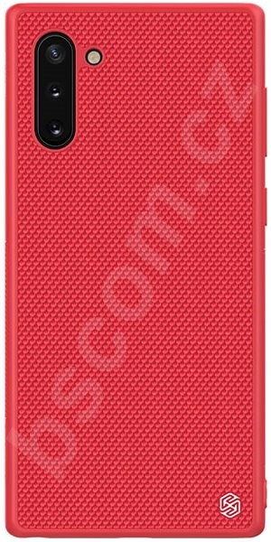 Kryt na mobil Nillkin Textured Hard Case pro Samsung Galaxy Note 10 red
