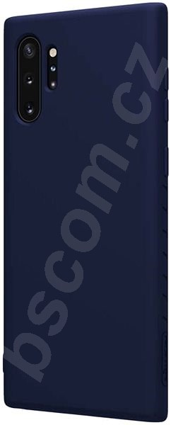 Kryt na mobil Nillkin Rubber Wrapped kryt pro Samsung Galaxy Note 10+ blue