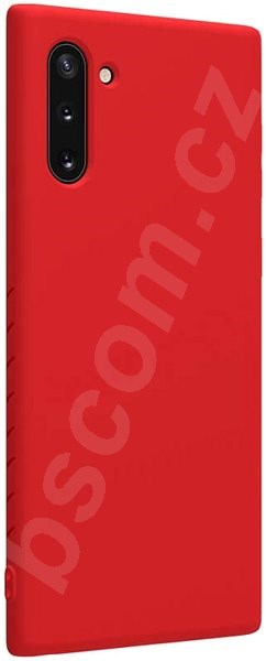 Kryt na mobil Nillkin Rubber Wrapped kryt pro Samsung Galaxy Note 10 red