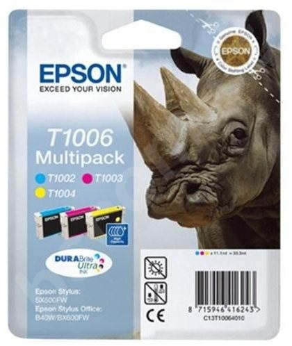 Cartridge Epson T1006 multipack