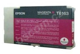 Cartridge Epson T6163 purpurová